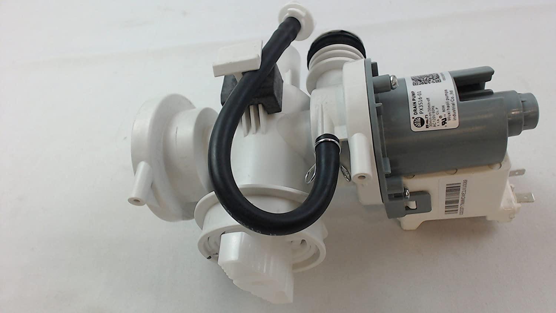 Samsung DC97-17999M Washer Drain Pump Assembly Genuine Original Equipment Manufacturer (OEM) Part