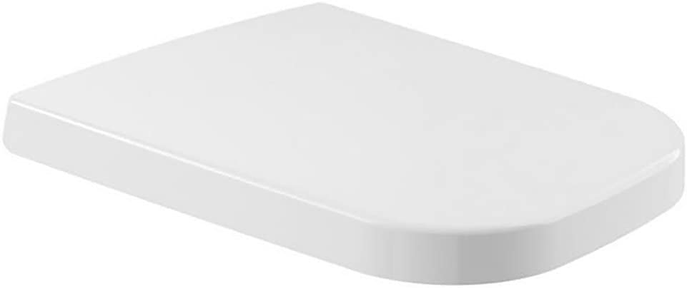 Villeroy + Boch WC-Sitz Joyce 9M52S1 Weiß Alpin, 9M52S101