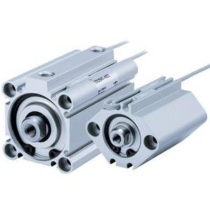SMC CQ2A40-100DZ actuator - cq2-z compact cylinder family 40mm cq2-z double-acting - cyl, compact