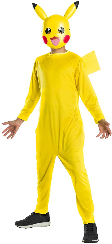 Rubie's Pokemon Child's Pikachu Costume, Large