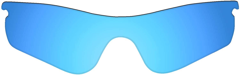 Replacement Lenses for Oakley RadarLock Path Sunglass - Polarized Blue