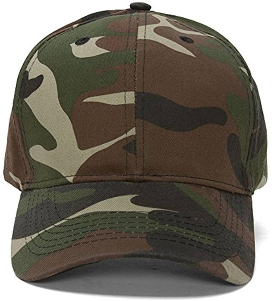 TOP HEADWEAR TopHeadwear Blank Kids Youth Baseball Hat