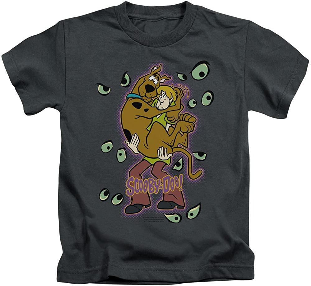 A&E Designs Kids Scooby Doo T-Shirt Being Watched Tee Shirt