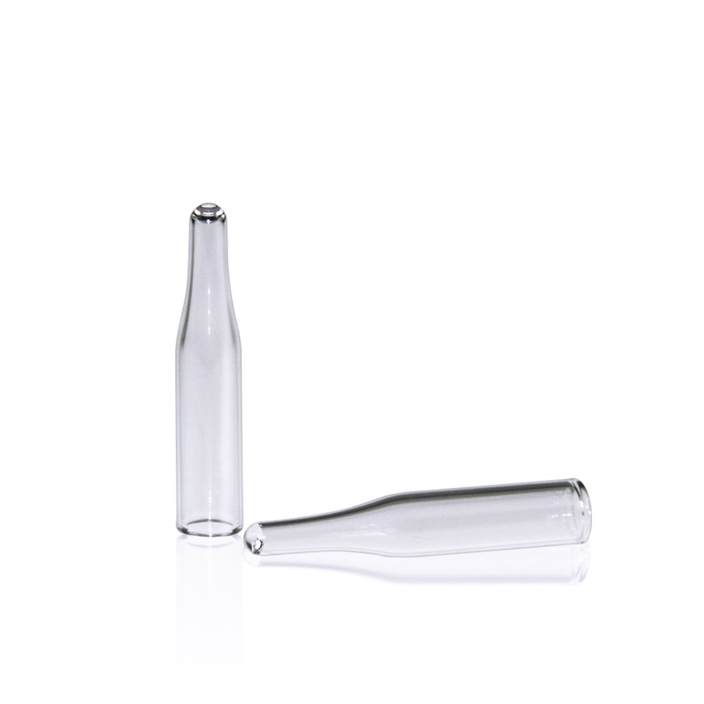 ALWSCI 0.25mL Vial Inserts, Glass, Conical Base, 100 pcs/pk