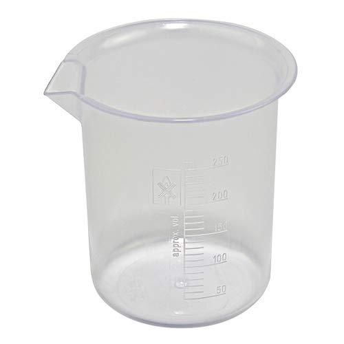 EMS PP Beaker 250 ml 5/pk