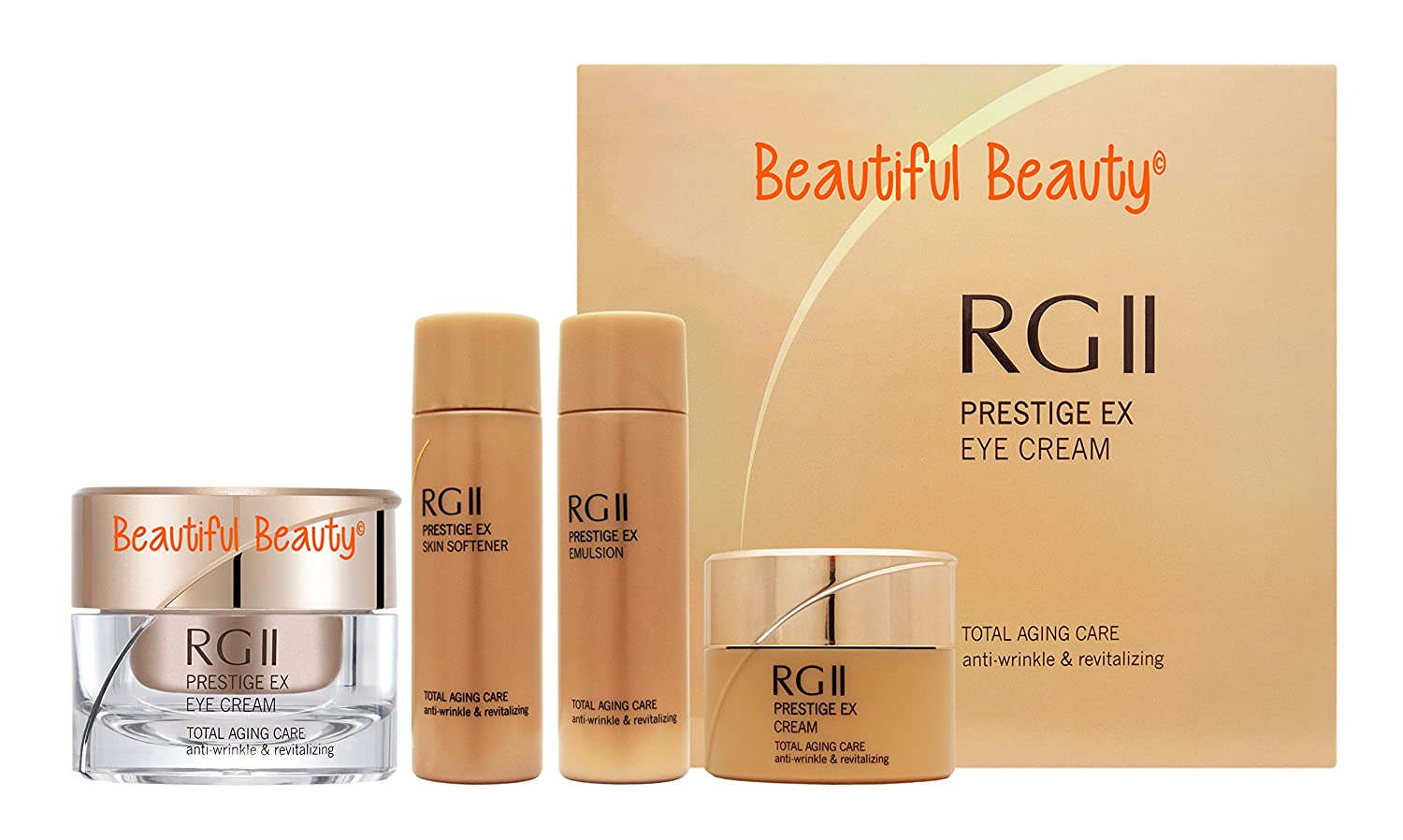 RGII Prestige EX Total Aging Care Eye Cream 30ml