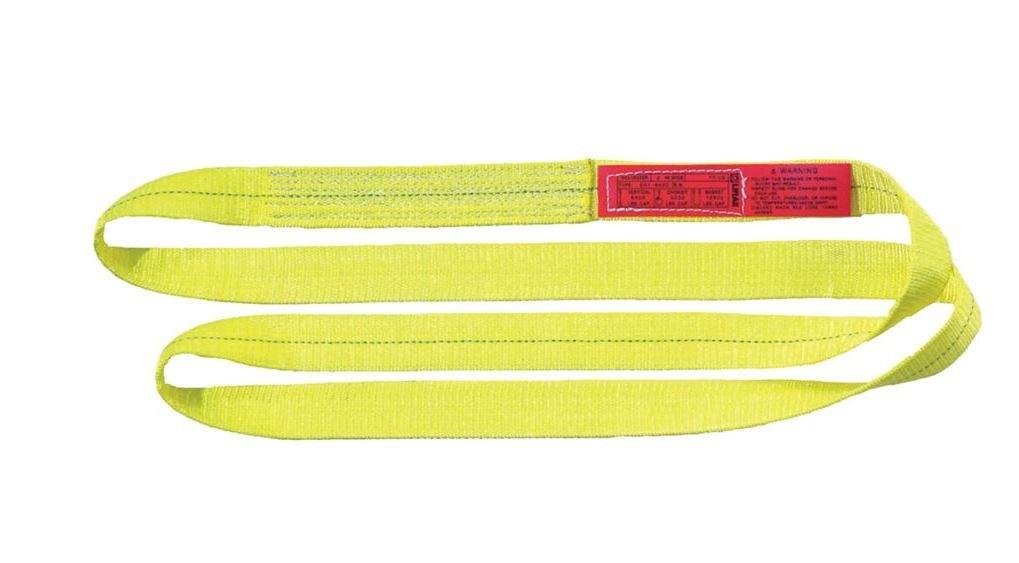 Liftall EN1803DX4 Polyester Web Endless Sling, 1-ply, 3