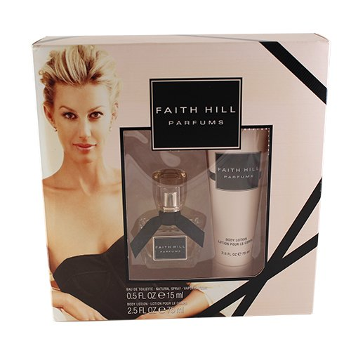 Faith Hill Parfums for Women 2 Piece Gift Set