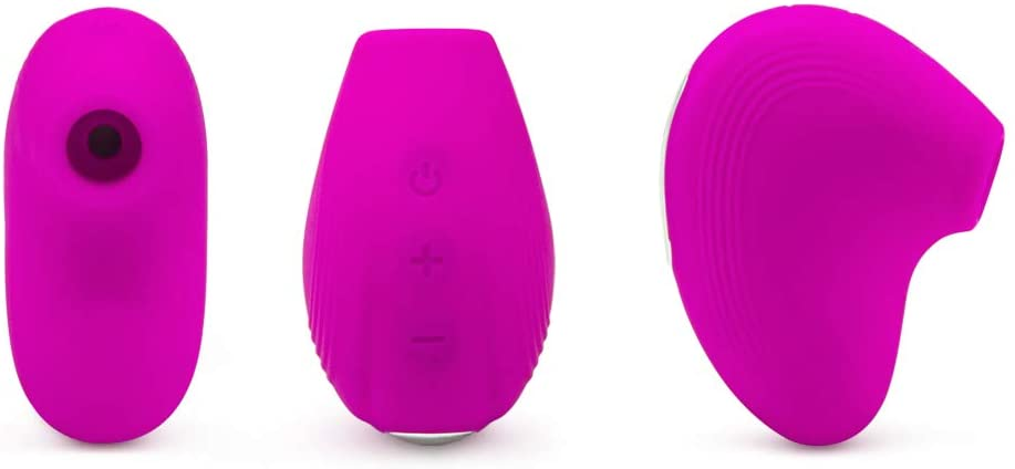 Multi Mode Powerful Tongue Suck & Thrust Nipple Sucker G SPO-tter Sucking Toys for Women Couples USB Rechargeable Waterproof