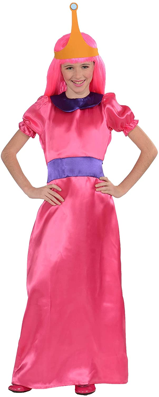 Rubies Adventure Time Childs Bubblegum Princess Costume, X-Large