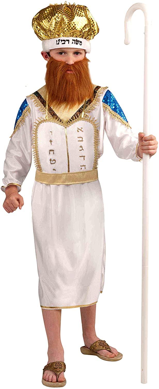 Forum Novelties Moshe Purim Boy Costume