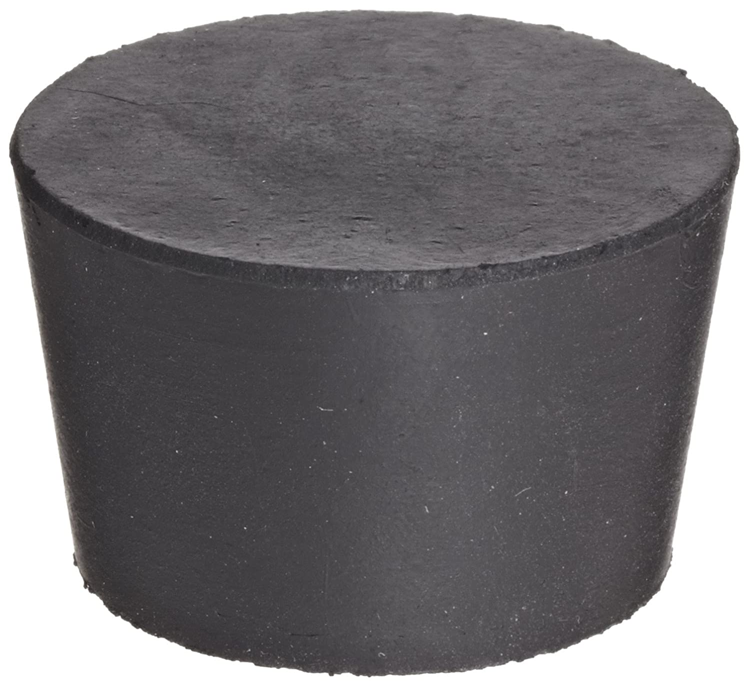 Plasticoid M29 Solid Tapered Natural Rubber Stopper, 21/32