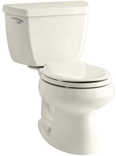 Two-Piece Elongated 1.6 GPF Toilet with Right-Hand Trip Lever