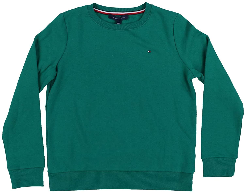 Tommy Hilfiger Womens Fleece Pullover Sweatshirt