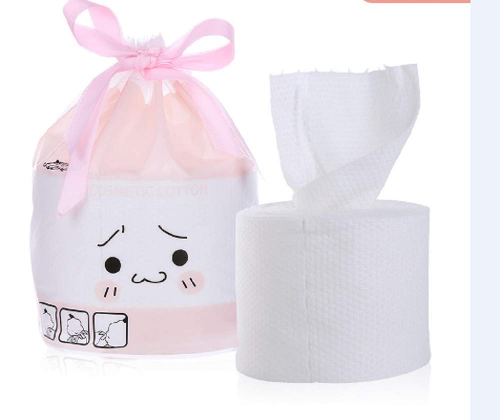 Super thick disposable face cleaning facial towel, suitable for beauty salon and sensitive skin, can be used as baby dishcloth, makeup remover and wet towel