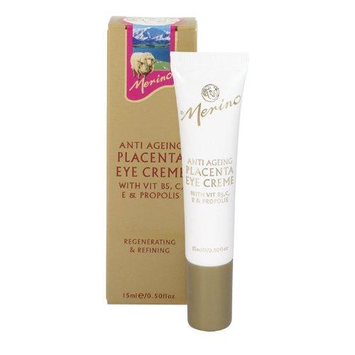 Placenta & Vitamin C, B5, E & Propolis Refining Anti-Ageing Eye Cream by Merino