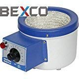 Heating Mantle Capacity: 250 ml Voltage 110 V Best Quality Original Item of Brand BEXCO