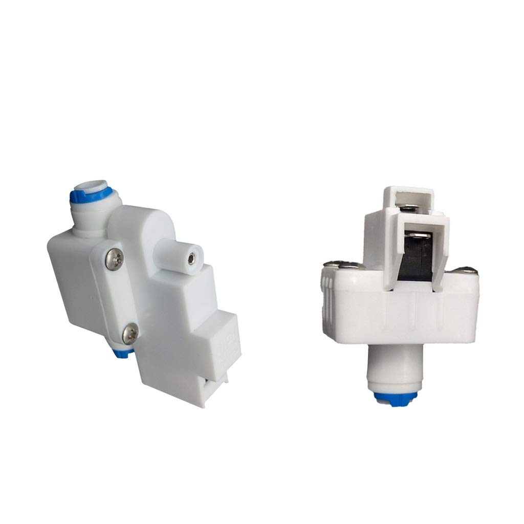 dailymall 2X High Voltage Water Purifier Switch 2 Points Valve Reducing