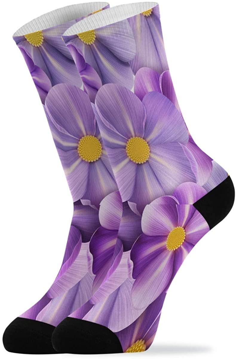 Casual Socks Tattoo Art Novelty Crew Socks for Women Men Teen Boys Girls Unisex