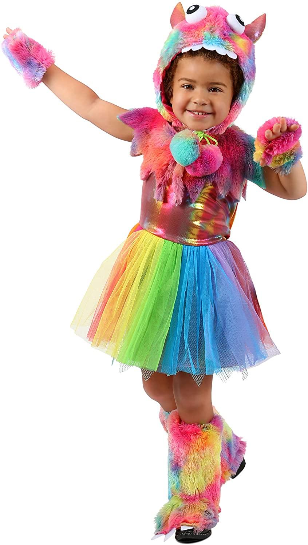 Princess Paradise - Rowdy Rainbow Monster