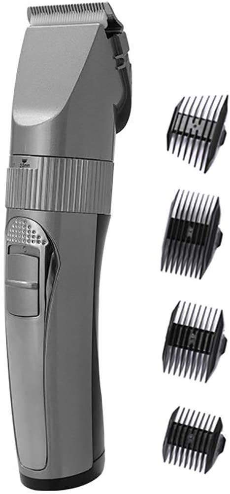 Men's Hair Clipper, USB Rechargeable Wireless Trimmer, Household Adult and Children Razor Electric Push Razor