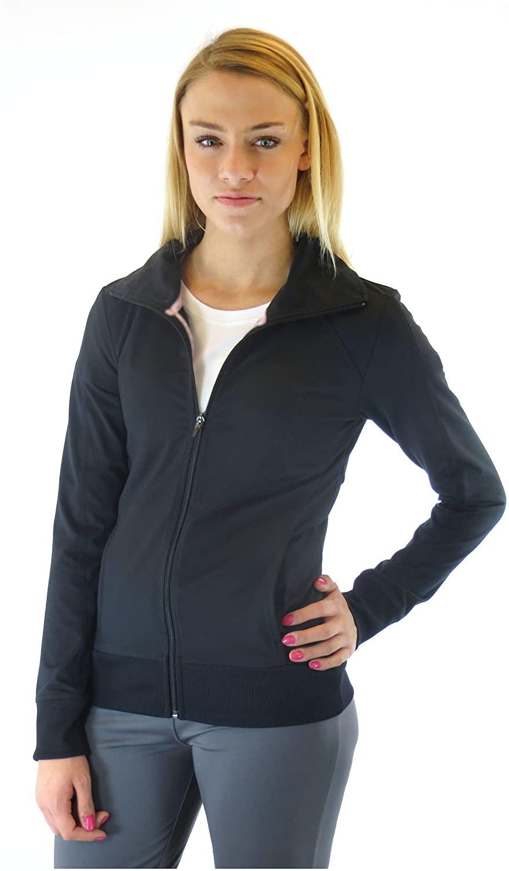 Alex + Abby Women's Essential Full Zip Jacket