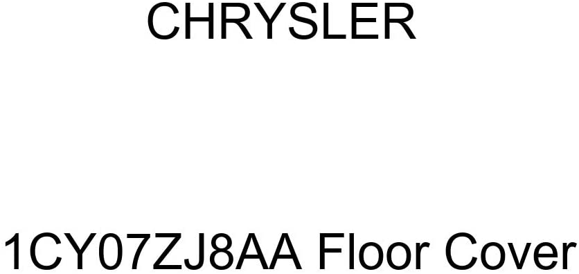 Chrysler Genuine 1CY07ZJ8AA Floor Cover