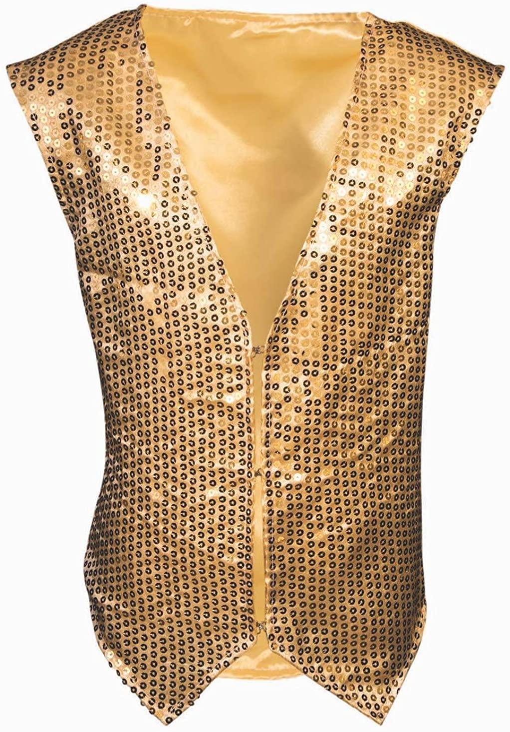 Forum Sequin Child Costume Vest
