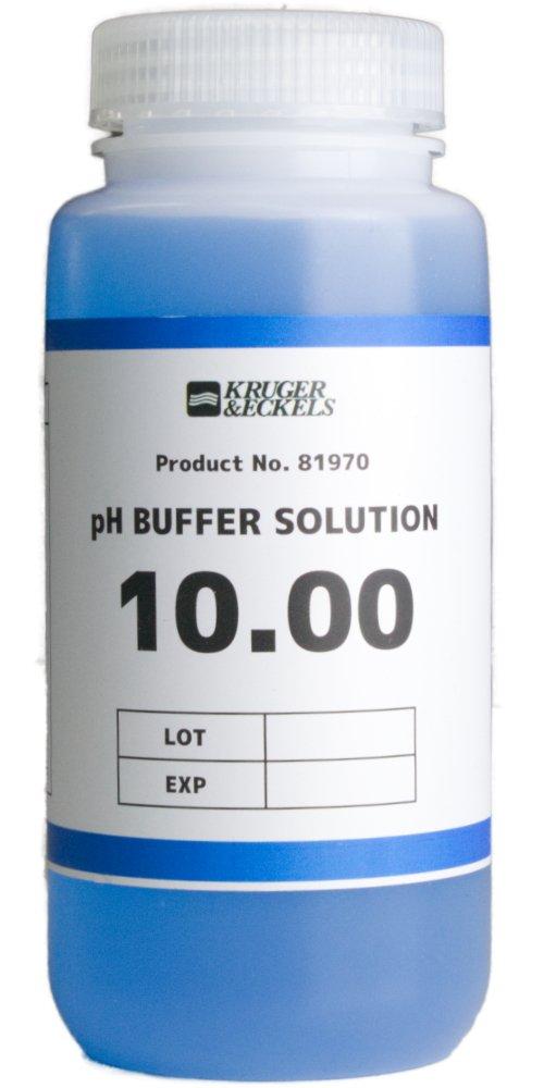 Kruger & Eckels 10.00 pH Buffer Solution