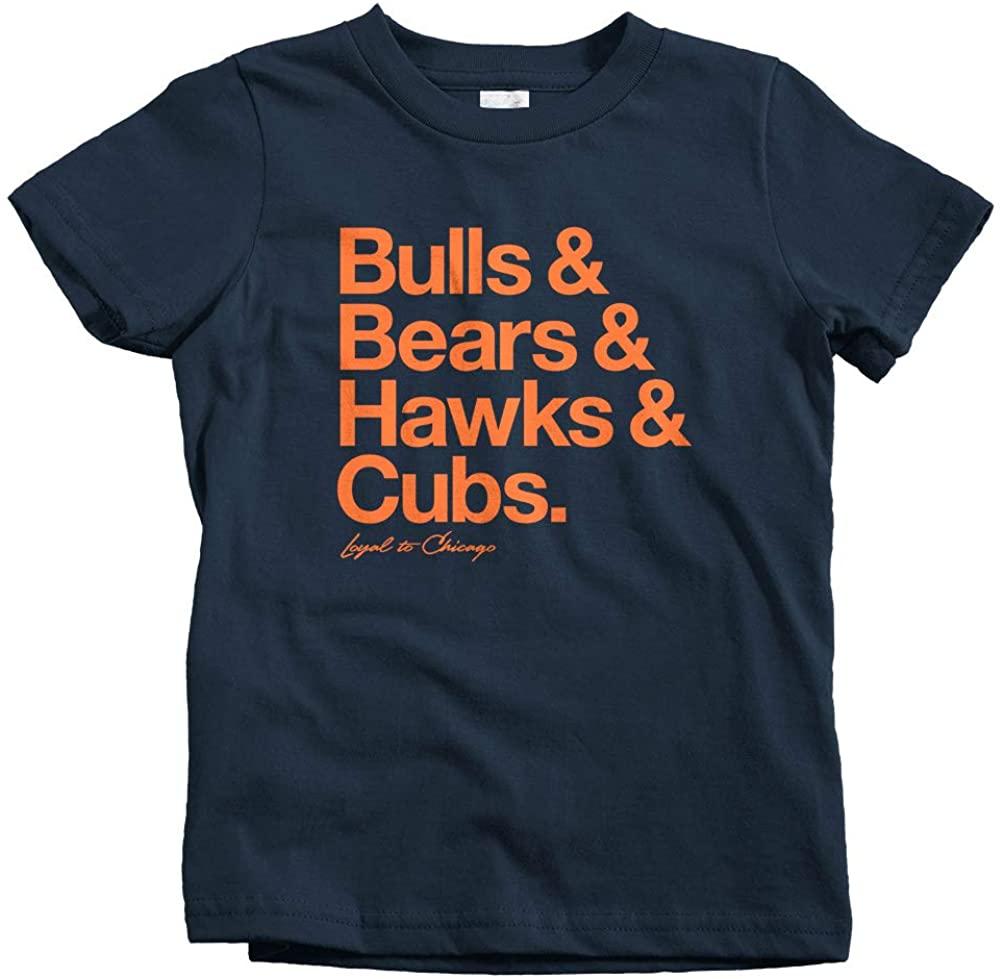 Smash Transit Kids Loyal to Chicago North Side T-Shirt