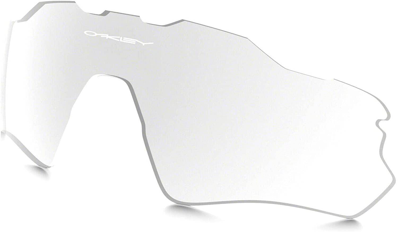 Oakley Radar EV Path Replacement Lenses Sport Sunglass, Clear, One Size