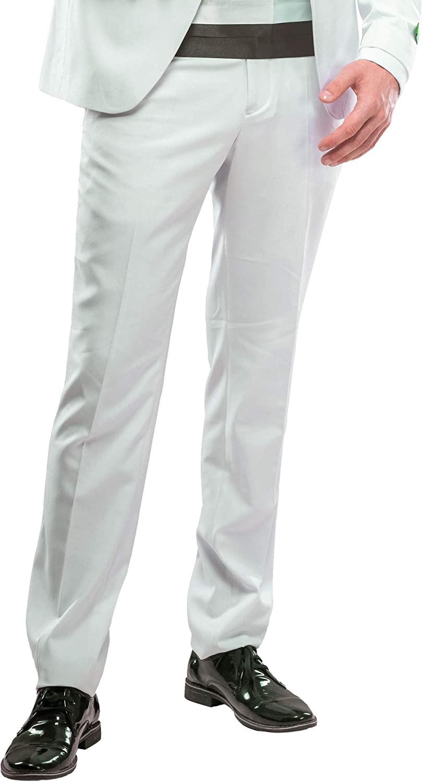 Pants & Slacks Style no. 15734 Ivory Super 120s English