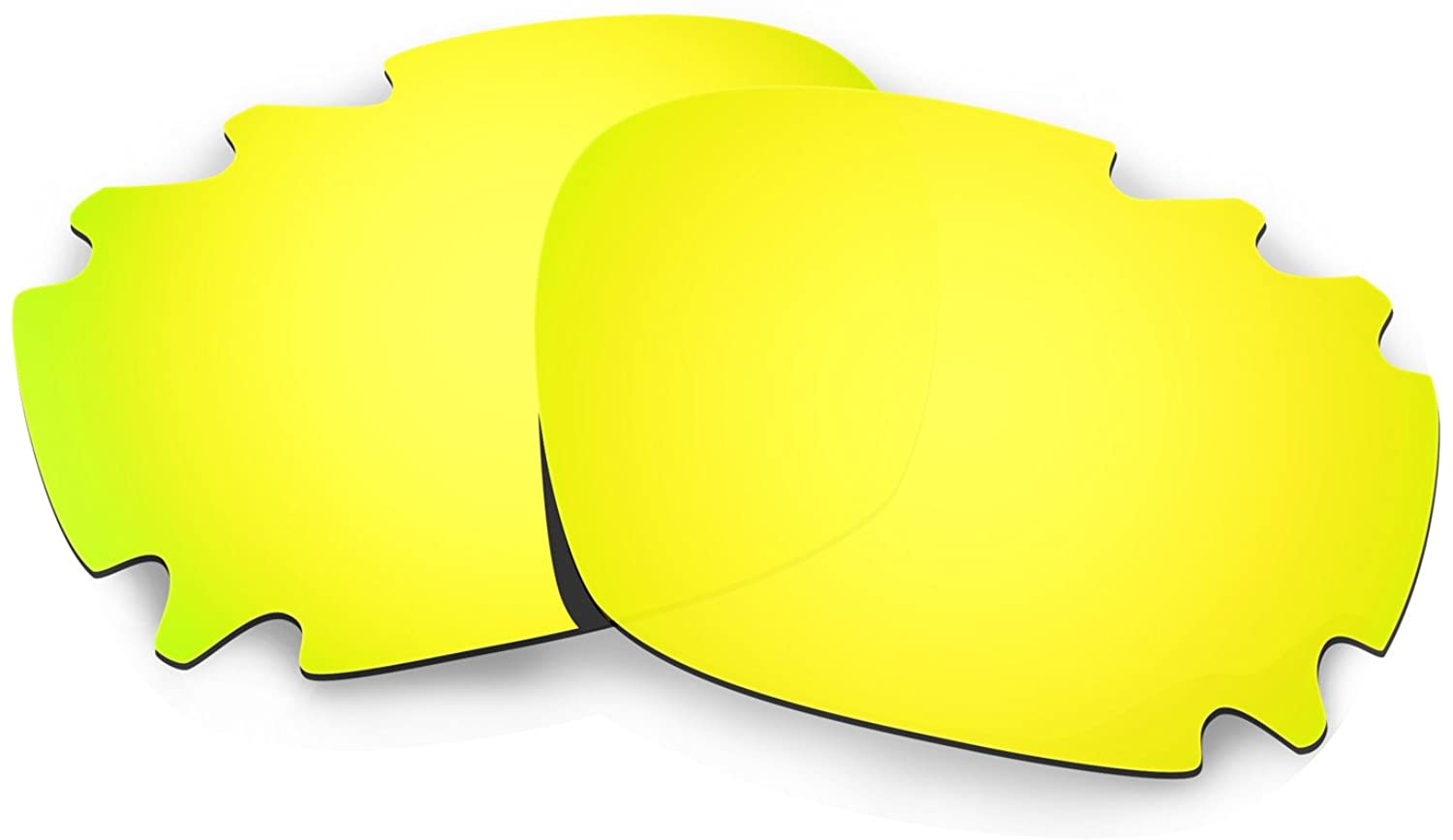 Hkuco Replacement Lenses For Oakley Jawbone Vented Sunglasses