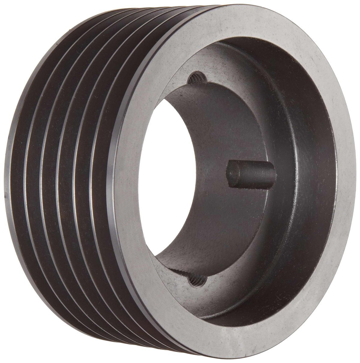 TL SPB180X6.3020 Ametric Metric 180 mm Outside Diameter, 6 Groove SPB/17 Dynamically Balanced Cast Iron V-Belt Pulley/Sheave,for 3020 Taper Lock Bushing, (Mfg Code 1-013)