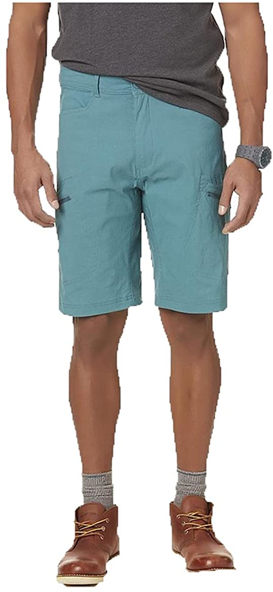 Outdoor Life Men's Granite Cargo Shorts. Color: Forged Iron. Size: Variation.