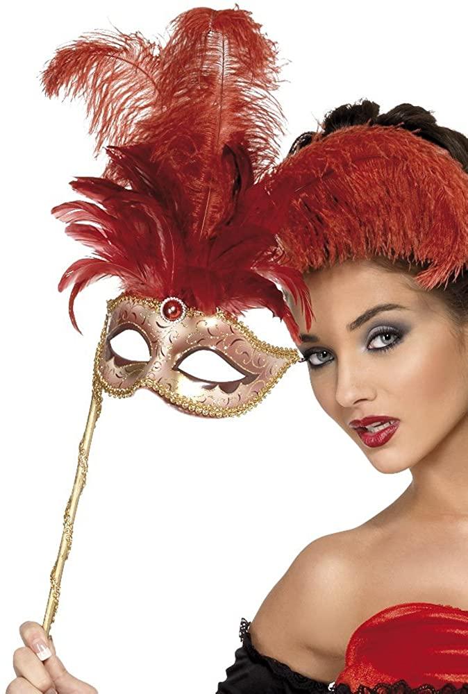 Smiffy's Baroque Fantasy Mask Costume Accessory