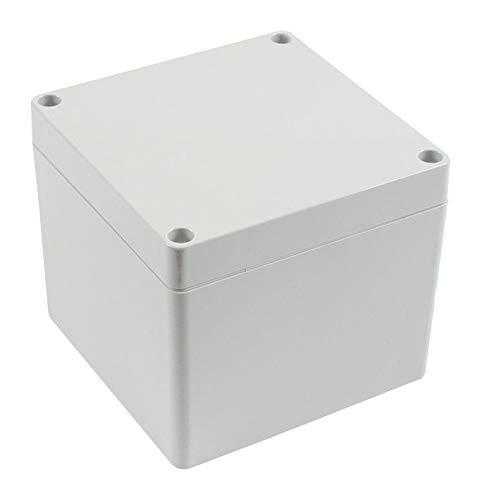 HAMMOND - 1554LA2GY - RAL7035 Grey Polycarbonate Plastic Watertight Enclosure