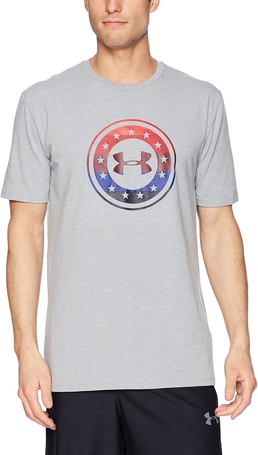 Under Armour Men's Freedom Circle t-Shirt t