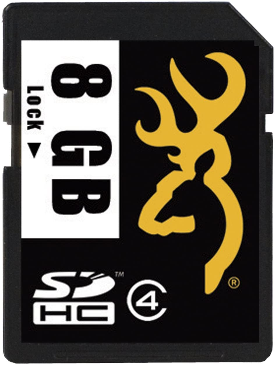 Browning Trail Cameras SD Cards