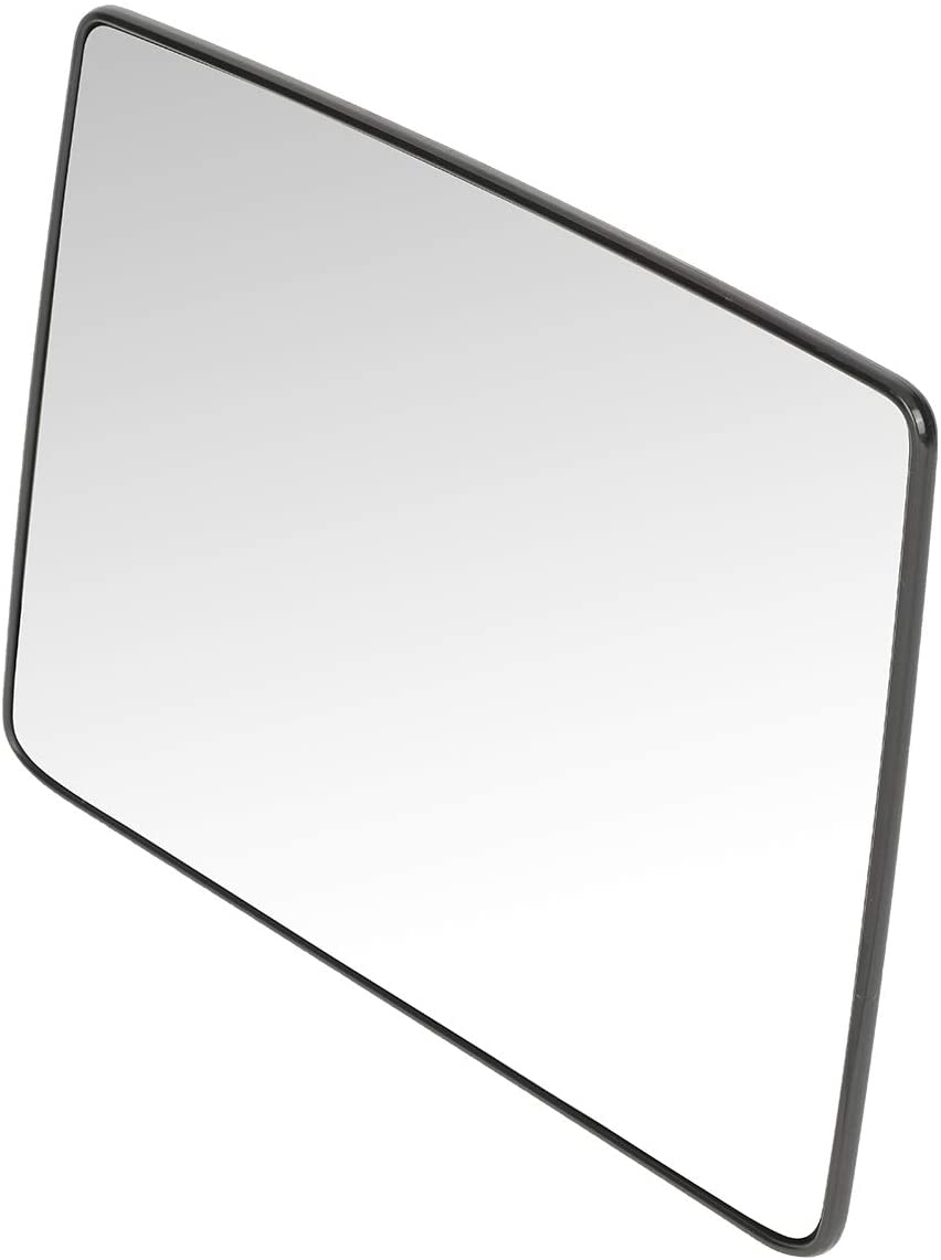 DNA Motoring OEM-MG-0175 7L3Z17K707G OE Style Driver/Left Upper Tow Mirror Glass