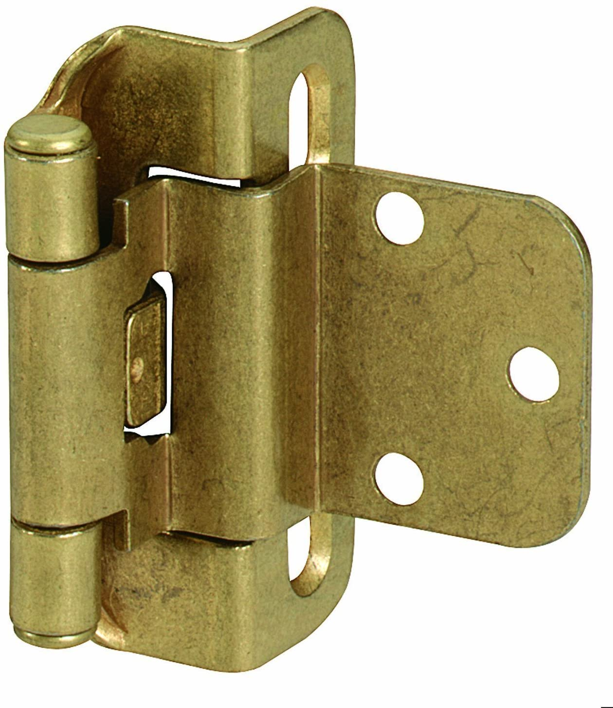 Amr Bp7565bb 0.375 In Hinge Burnished Brass