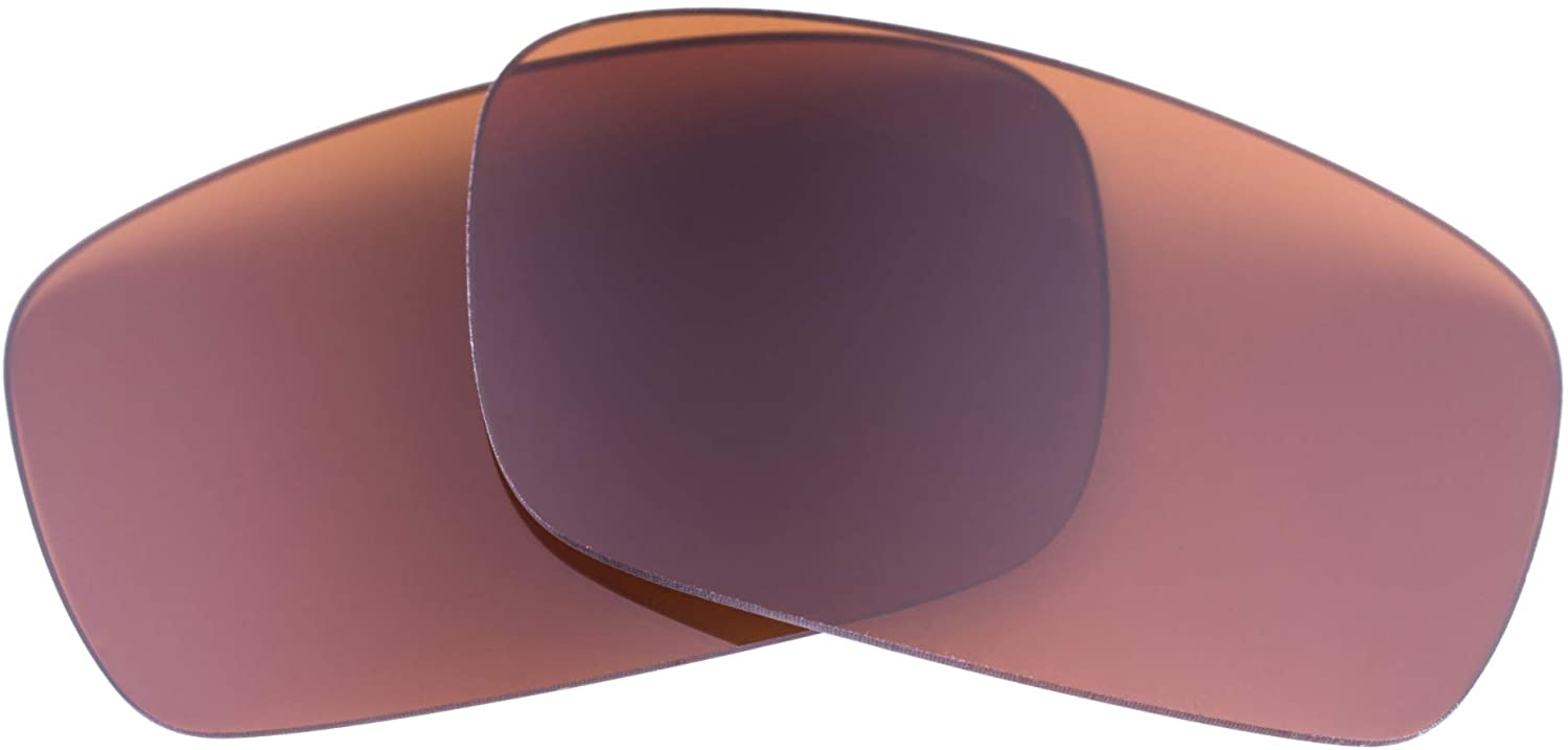 LenzFlip Replacement lenses for Oakley Crankshaft oo9239 sunglasses - Crafted in USA