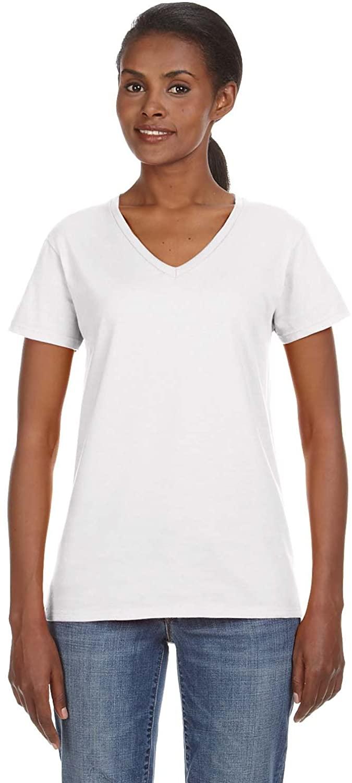 Anvil Lightweight V-Neck T-Shirt (88VL)