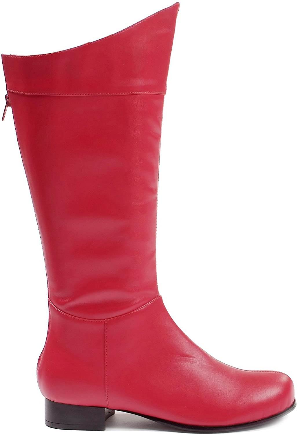 Ellie Shoes Adult Red Super Hero Boots