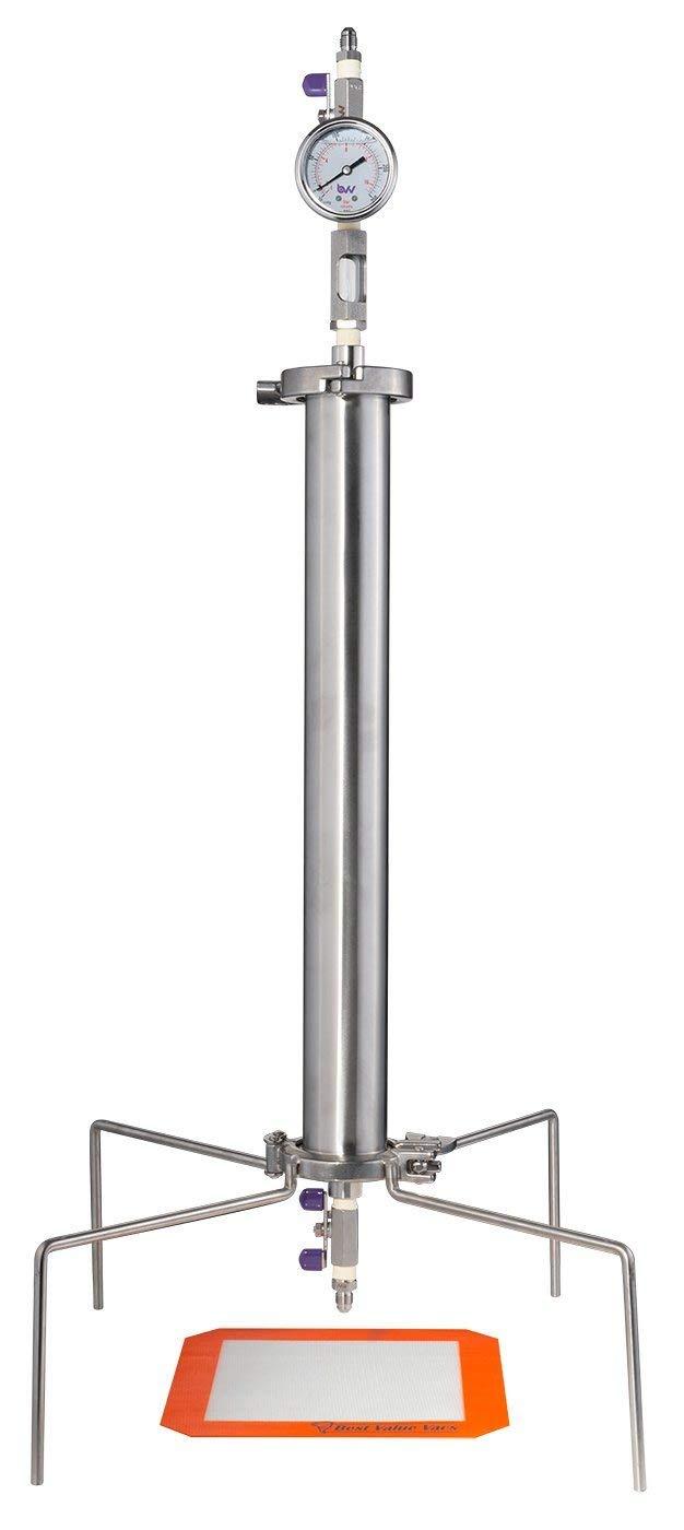 BVV 2 Standard Closed Column Extractor 115-200g-150 Gram/Professional
