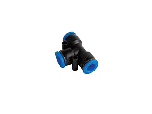RADWELL P5.04 Fitting, Male Branch T 4 Hose