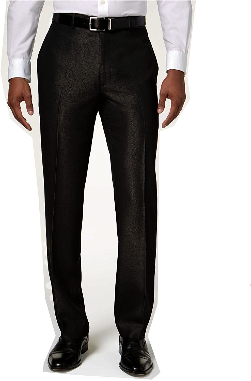 Alfani Men's Textured Dress Pants