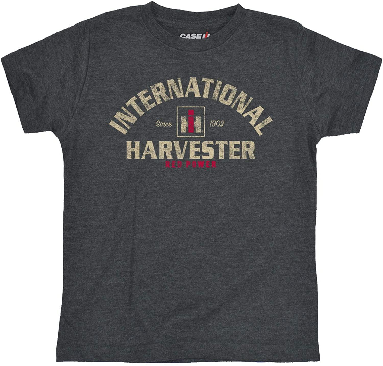 IH 1468 V8 - CASE IH Youth Short Sleeve Graphic T-Shirt
