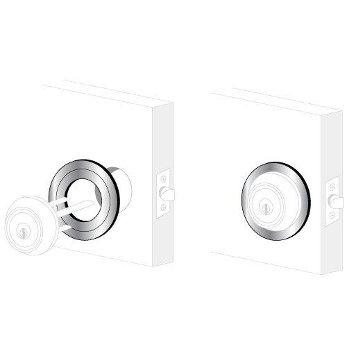 Pro-Lok Adapter Plate 2-3/4