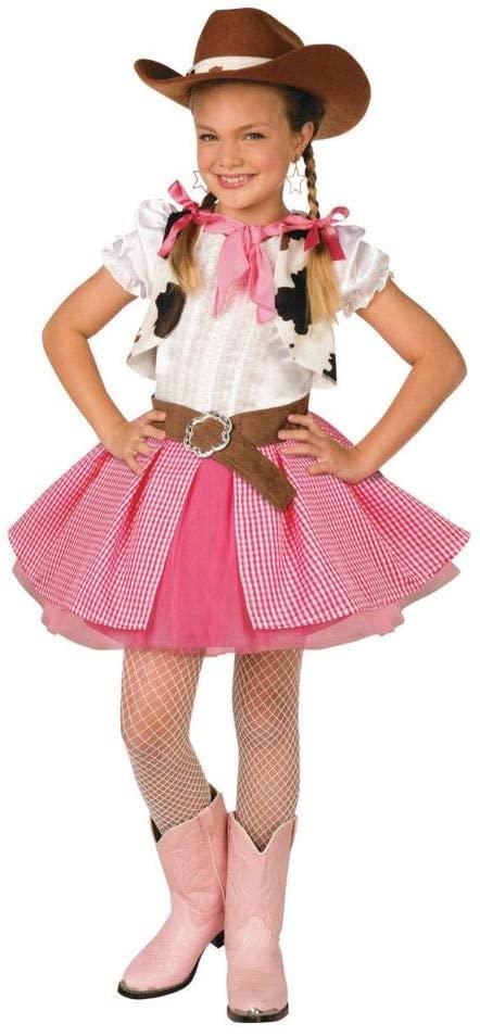 Palamon Morris Costumes Cowgirl Cutie Child Small 4-6